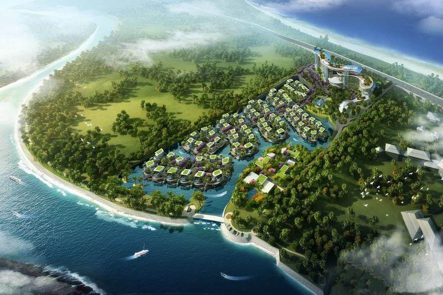 国美海棠湾