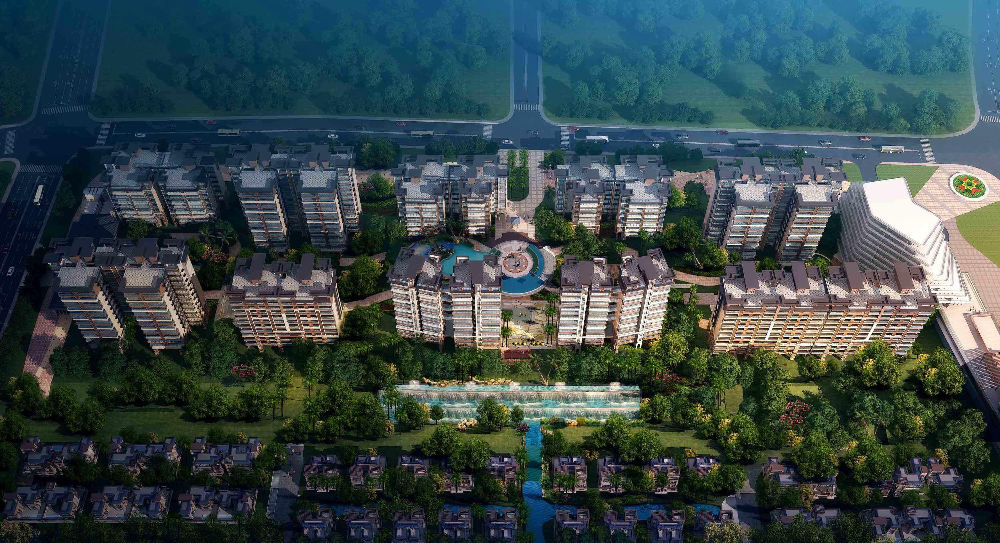 海棠湾8号(别墅)