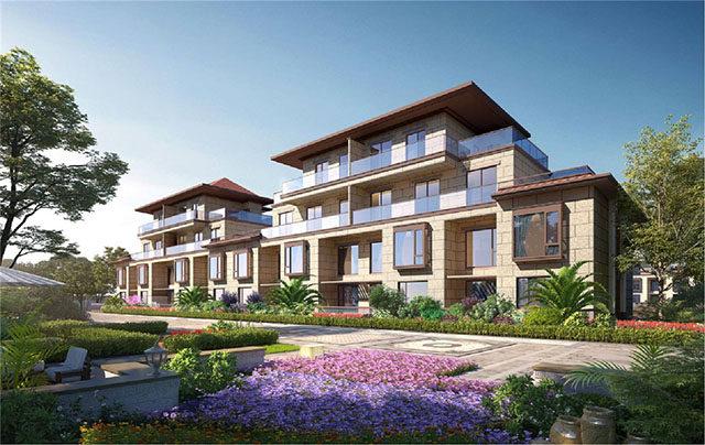 开创白玉海棠项目房源在售,主力户型建筑面积有:107.77㎡3房,均价25700元/㎡起,精装交付,全款享7-9折优惠