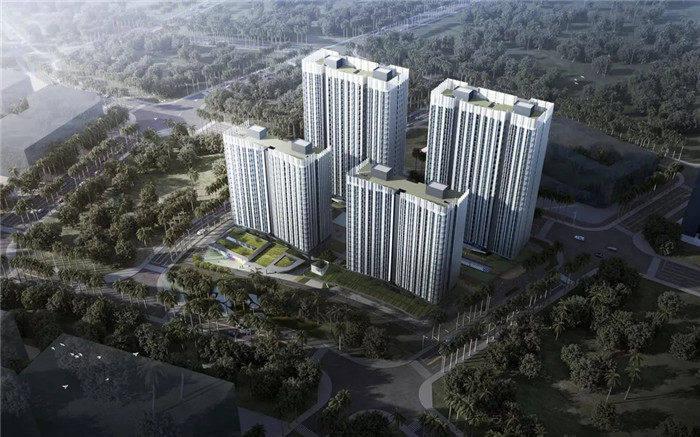 中国铁建海语东岸