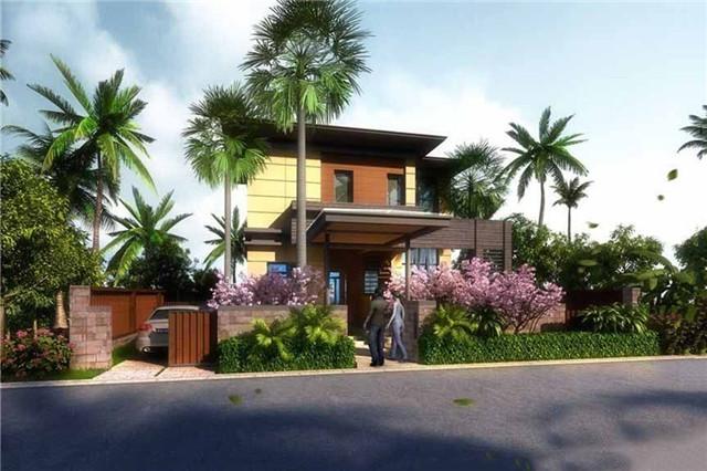 亚龙湾水岸檀悦房源在售均价84700元/㎡,主力户型建筑面积有155㎡三居、272㎡四居,全款享7折